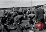 Image of emaciated corpses Landsberg Germany, 1945, second 57 stock footage video 65675073909