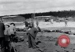 Image of emaciated corpses Landsberg Germany, 1945, second 60 stock footage video 65675073909