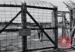 Image of liberated surviving concentration camp prisoners Landsberg Germany, 1945, second 10 stock footage video 65675073910