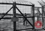 Image of liberated surviving concentration camp prisoners Landsberg Germany, 1945, second 11 stock footage video 65675073910