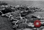 Image of liberated surviving concentration camp prisoners Landsberg Germany, 1945, second 17 stock footage video 65675073910