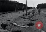 Image of liberated surviving concentration camp prisoners Landsberg Germany, 1945, second 48 stock footage video 65675073910