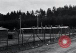 Image of liberated surviving concentration camp prisoners Landsberg Germany, 1945, second 60 stock footage video 65675073910