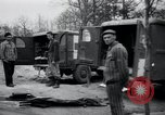 Image of sick prisoners Germany, 1945, second 6 stock footage video 65675073911