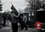 Image of sick prisoners Germany, 1945, second 13 stock footage video 65675073911