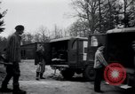 Image of sick prisoners Germany, 1945, second 19 stock footage video 65675073911