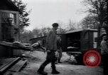 Image of sick prisoners Germany, 1945, second 20 stock footage video 65675073911