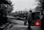 Image of sick prisoners Germany, 1945, second 22 stock footage video 65675073911