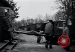 Image of sick prisoners Germany, 1945, second 23 stock footage video 65675073911