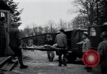 Image of sick prisoners Germany, 1945, second 24 stock footage video 65675073911