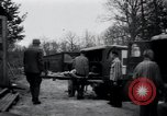 Image of sick prisoners Germany, 1945, second 26 stock footage video 65675073911