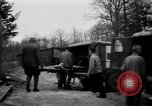 Image of sick prisoners Germany, 1945, second 27 stock footage video 65675073911
