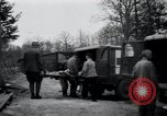 Image of sick prisoners Germany, 1945, second 28 stock footage video 65675073911