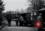 Image of sick prisoners Germany, 1945, second 29 stock footage video 65675073911