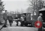 Image of sick prisoners Germany, 1945, second 33 stock footage video 65675073911