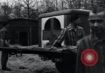 Image of sick prisoners Germany, 1945, second 34 stock footage video 65675073911