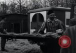 Image of sick prisoners Germany, 1945, second 35 stock footage video 65675073911