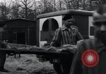 Image of sick prisoners Germany, 1945, second 36 stock footage video 65675073911