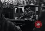 Image of sick prisoners Germany, 1945, second 38 stock footage video 65675073911
