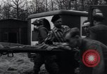 Image of sick prisoners Germany, 1945, second 39 stock footage video 65675073911