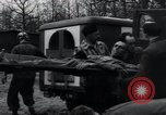 Image of sick prisoners Germany, 1945, second 40 stock footage video 65675073911