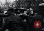 Image of sick prisoners Germany, 1945, second 42 stock footage video 65675073911