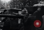 Image of sick prisoners Germany, 1945, second 46 stock footage video 65675073911