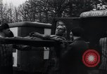 Image of sick prisoners Germany, 1945, second 50 stock footage video 65675073911