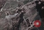 Image of Bombing Raid Germany, 1945, second 50 stock footage video 65675073915