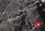 Image of Bombing Raid Germany, 1945, second 51 stock footage video 65675073915