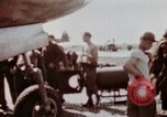 Image of B-26 Marauder bomber Germany, 1945, second 1 stock footage video 65675073916