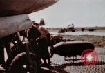 Image of B-26 Marauder bomber Germany, 1945, second 3 stock footage video 65675073916