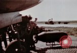 Image of B-26 Marauder bomber Germany, 1945, second 6 stock footage video 65675073916