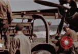 Image of B-26 Marauder bomber Germany, 1945, second 14 stock footage video 65675073916