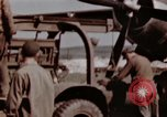 Image of B-26 Marauder bomber Germany, 1945, second 15 stock footage video 65675073916