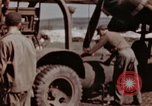 Image of B-26 Marauder bomber Germany, 1945, second 18 stock footage video 65675073916