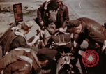 Image of B-26 Marauder bomber Germany, 1945, second 33 stock footage video 65675073916