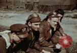 Image of B-26 Marauder bomber Germany, 1945, second 48 stock footage video 65675073916