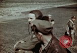 Image of B-26 Marauder bomber Germany, 1945, second 55 stock footage video 65675073916