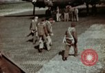 Image of B-26 Marauder bomber Germany, 1945, second 58 stock footage video 65675073916