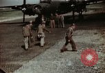 Image of B-26 Marauder bomber Germany, 1945, second 59 stock footage video 65675073916