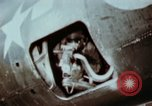 Image of U.S. B-26 Marauder bombers readying for mission Germany, 1945, second 16 stock footage video 65675073920