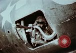 Image of U.S. B-26 Marauder bombers readying for mission Germany, 1945, second 17 stock footage video 65675073920
