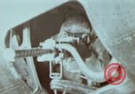 Image of U.S. B-26 Marauder bombers readying for mission Germany, 1945, second 22 stock footage video 65675073920