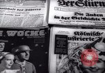 Image of German newspapers Germany, 1937, second 2 stock footage video 65675073931