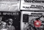 Image of German newspapers Germany, 1937, second 9 stock footage video 65675073931