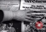 Image of German newspapers Germany, 1937, second 13 stock footage video 65675073931