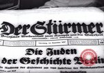 Image of German newspapers Germany, 1937, second 16 stock footage video 65675073931