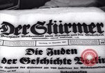 Image of German newspapers Germany, 1937, second 18 stock footage video 65675073931
