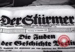 Image of German newspapers Germany, 1937, second 20 stock footage video 65675073931